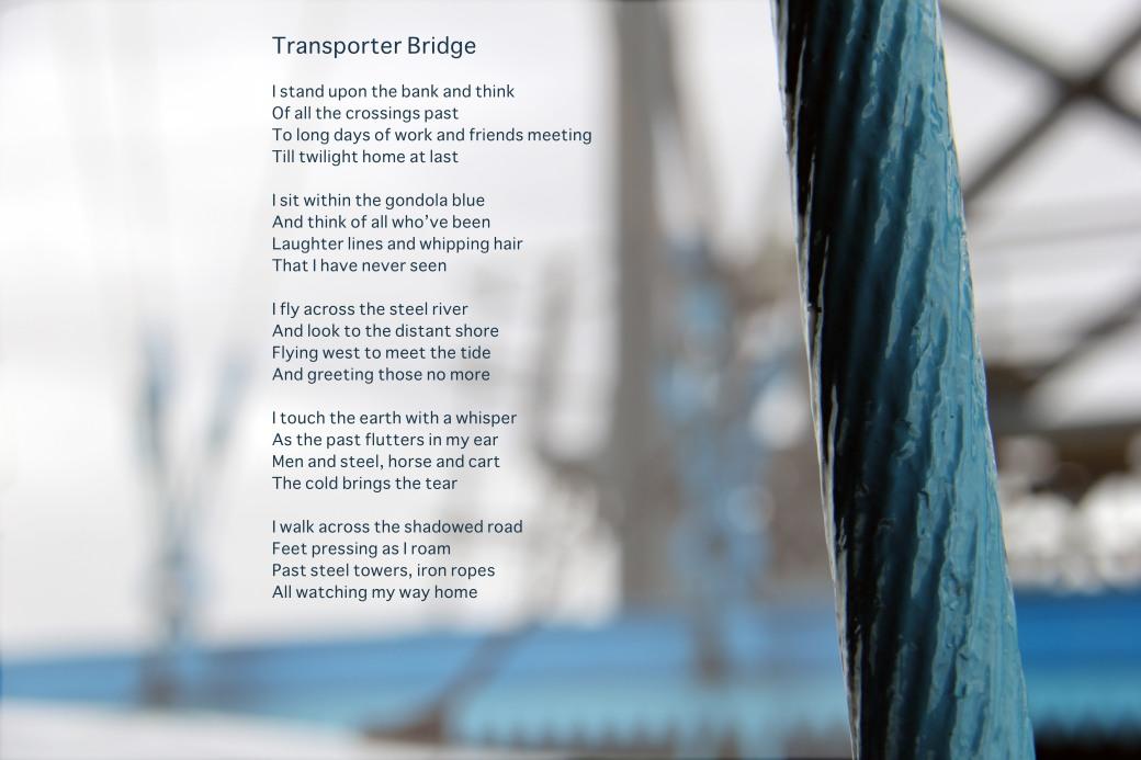 Transporter Bridge poem