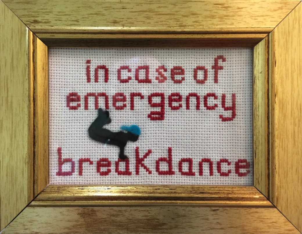 Barnabas In case of emergency - breakdance