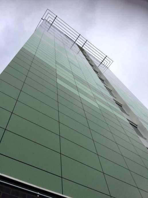 tower block angle
