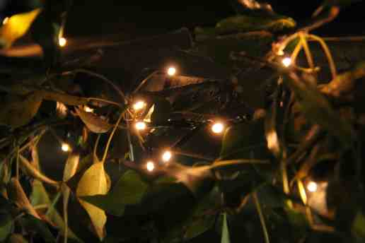 Caves - decorative lights