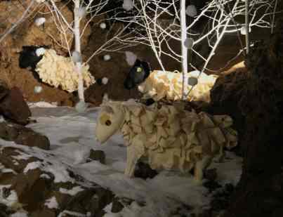 Caves - sheep 2