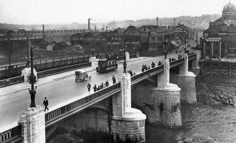 Newport Town Bridge - 2nd newly opened