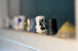 Arnish Cottage thimbles