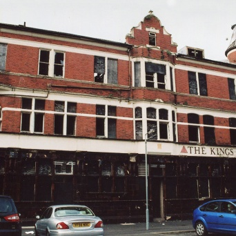 Kings Arms - Temple Street side