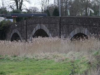 caerleon bridge - arches top